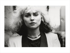 Debbie Harry Photograph New York 1977 (Blondie)