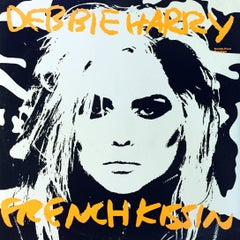 Original Andy Warhol Record Cover Art