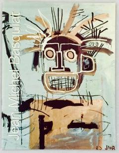 Basquiat at Serpentine Gallery, London (Exhibition Catalogue)
