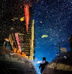 Phantasmagoria New York Street Photography (reflection photography)