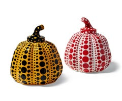 Kusama Polka Dot Pumpkins (Set of Two)