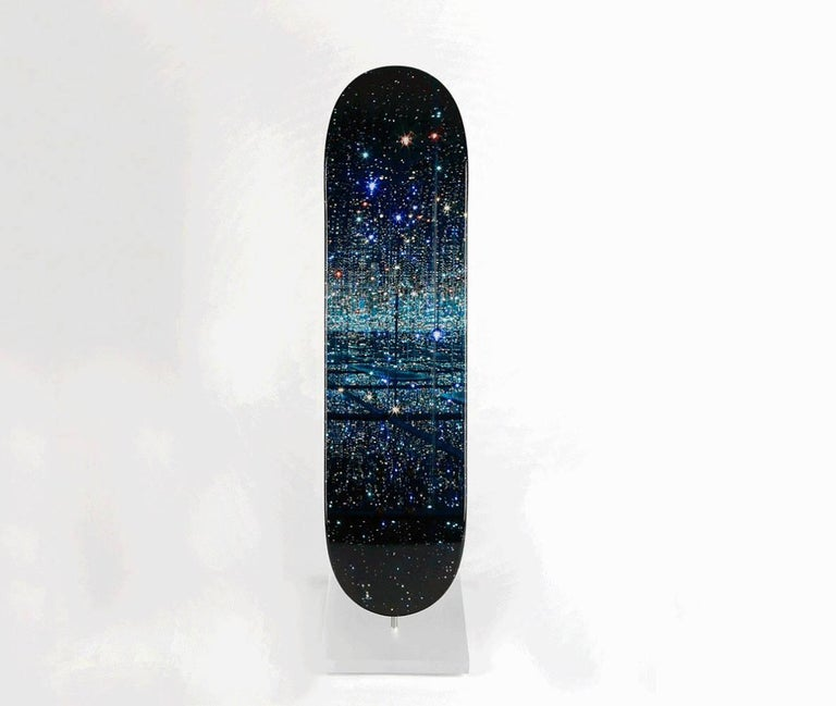 Kusama Infinity Skate Deck (limited edition)  For Sale 2