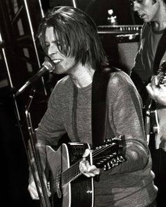 David Bowie photograph New York City 1999
