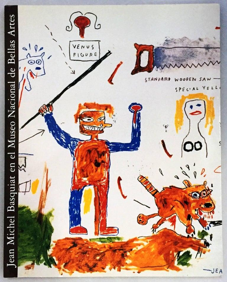 Basquiat Works on Paper Catalog, Buenos Aires - Pop Art Art by (after) Jean-Michel Basquiat