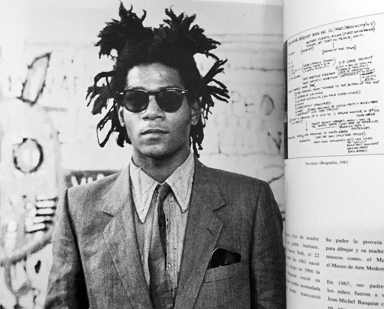 Basquiat Works on Paper Catalog, Buenos Aires For Sale 1