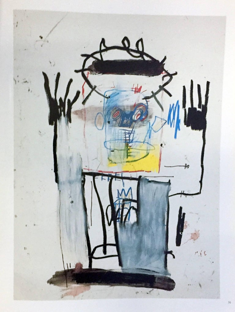 Basquiat Works on Paper Catalog, Buenos Aires For Sale 2