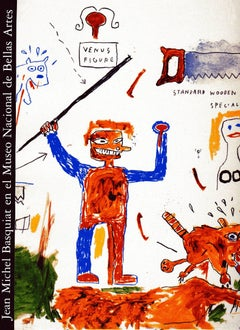 Basquiat Works on Paper Catalog, Buenos Aires
