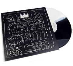 Basquiat Beat Bop Record Art