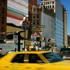 'Houston Street' Soho, New York Photograph 1981