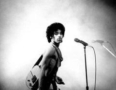 PRINCE Photograph Detroit, 1980