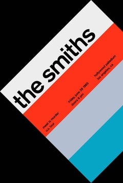 The Smiths, Limited Edition Graphic Design