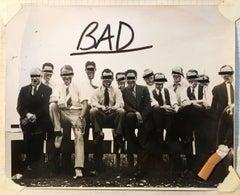 Basquiat (untitled) 'BAD'