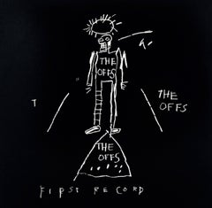 Basquiat The Offs 1984 (sealed original pressing)