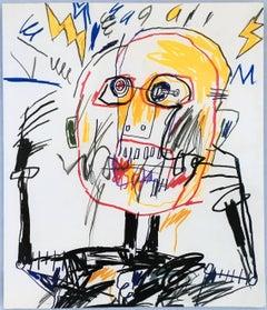 Basquiat Museu de Arte Moderna Aloísio Magalhães (Navarra catalog)
