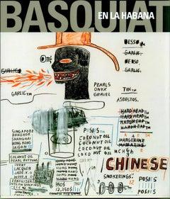 Basquiat En La Habana (Navarra catalog)