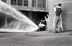 Soho Heat Wave Photograph Manhattan 1978 (New York City, Summer)