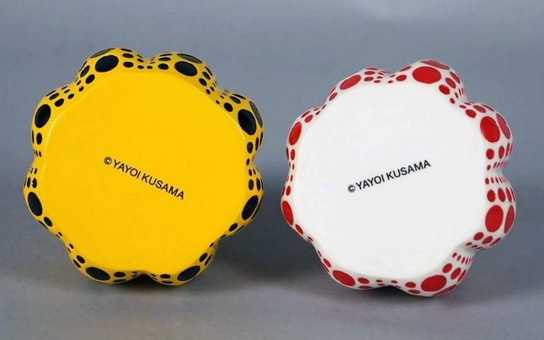 Kusama Pumpkins (Set of Two)  For Sale 3