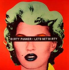 Banksy, Kate Moss Album Cover Art