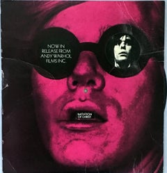 Andy Warhol, 'Now in Release from Andy Warhol Films Inc.'
