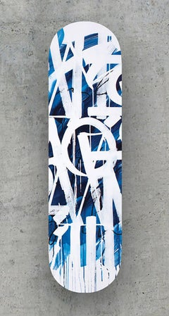 RETNA Beyond the Streets Skateboard Deck (limited edition)