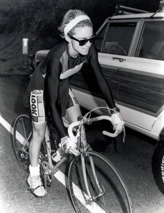 "Vintage Madonna Photograph, Malibu California ""PCH"" (Los Angeles)"