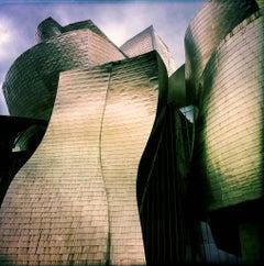 Guggenheim Bilbao, Spain photograph