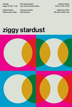 David Bowie, Ziggy Stardust Re-Imagined