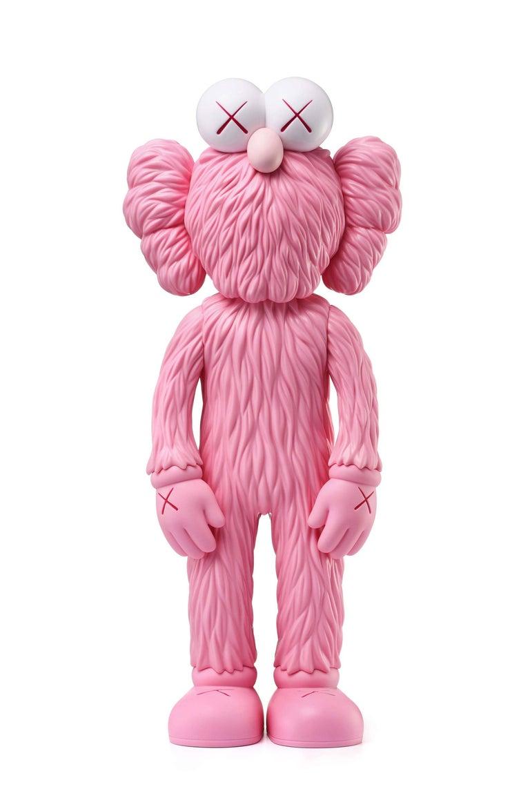 KAWS Pink BFF