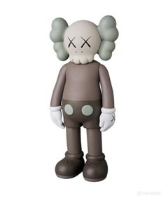 KAWS Companion Brown 2016