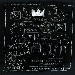 Basquiat Beat Bop Vinyl Record