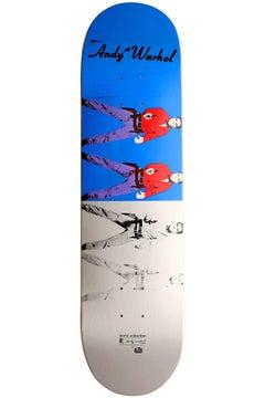Warhol Elvis Skateboard Deck