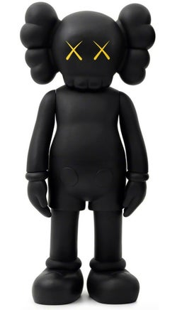 Kaws Black Companion (Kaws black full body)