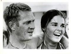 Vintage Steve McQueen Photograph