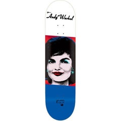 Andy Warhol Jackie O. skateboard deck (new)