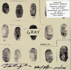 Limited Edition, Basquiat, Gray Vinyl Album