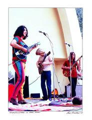 Jerry Garcia, Grateful Dead, Ann Arbor, 1967