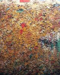 Paintscape No.20, Amber
