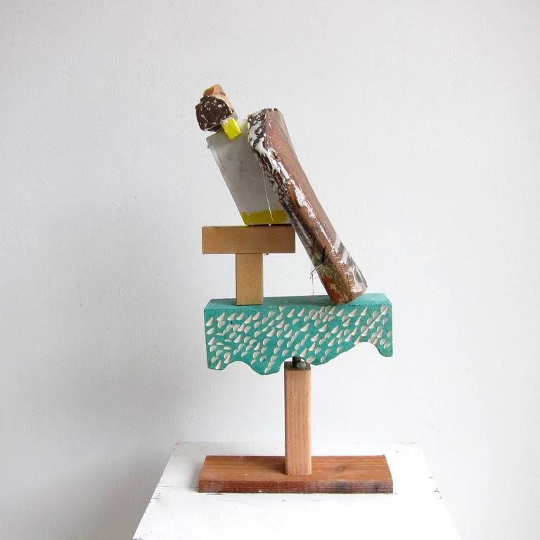 Alexander Rohrig Abstract Sculpture - Preen