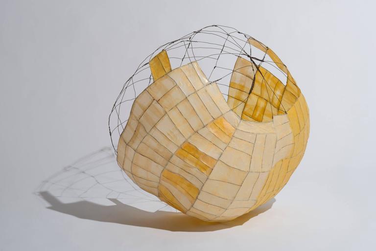 Emily Payne Abstract Sculpture - Atlas