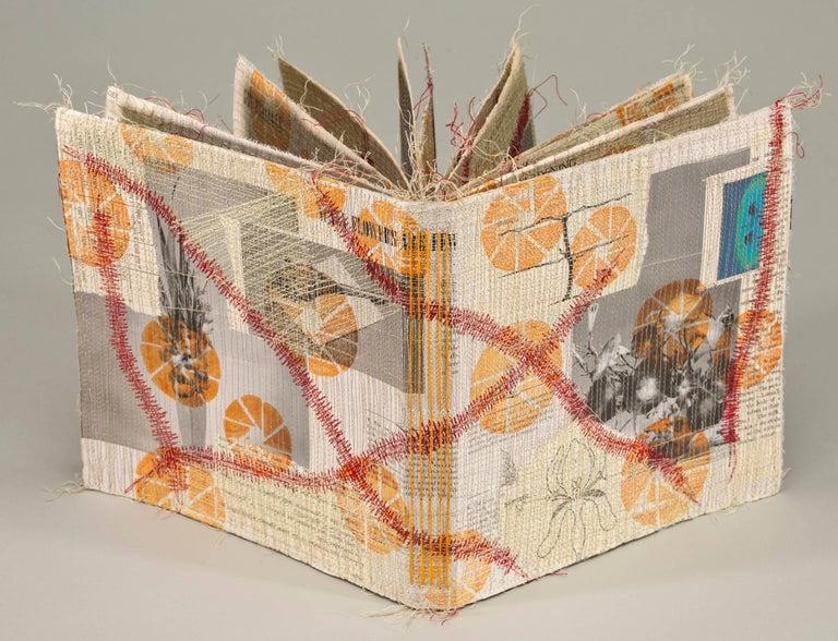 Frankenboro Book, No.2 - Mixed Media Art by Jody Alexander