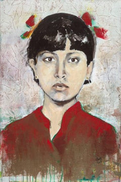 Young Aung San Suu Kyi