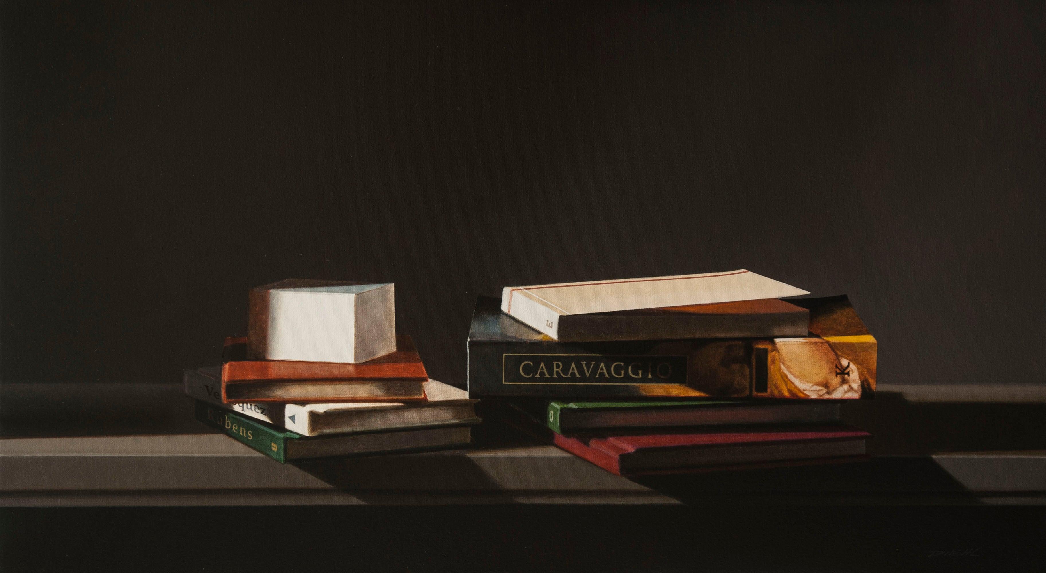 Still Life with Caravaggio