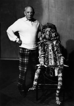 Picasso et la Sculpture des Nouvelles Hebrides Offerte Par Matisse