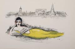 La Seine, Regards sur Paris