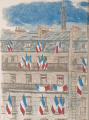 Le Tricolor, Regards sur Paris