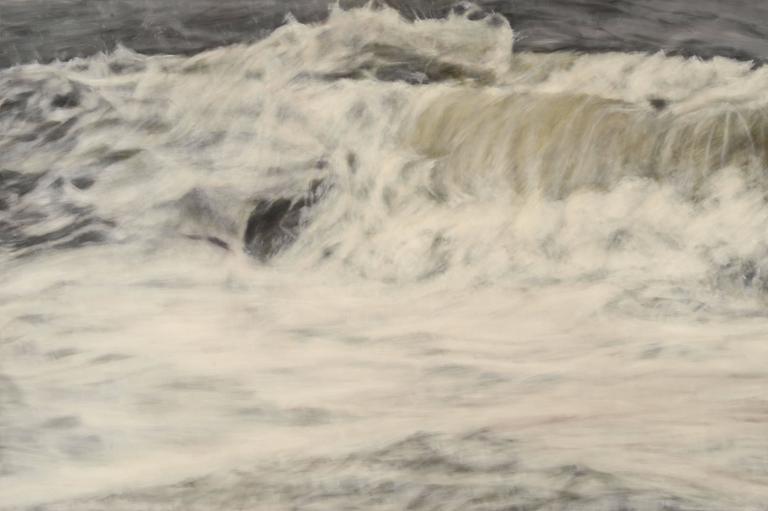 Clifford Smith  - Grey Surf III  1