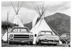 Taos Powwow, 1985