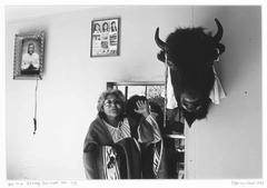 Bertha Groves, Southern Ute, 1/7, 1979