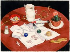Still Life with Fish Lure, 1984