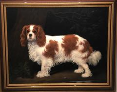 Cavalier in a Landscape